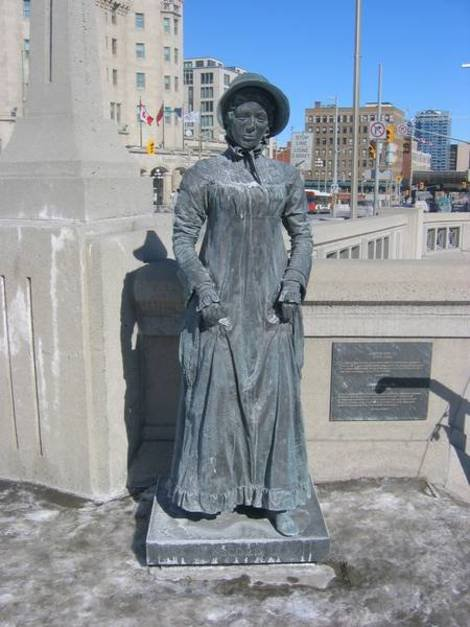 Early Canada Historical Narratives -- LAURA SECORD, HOMESPUN
