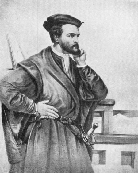 Early Canada Historical Narratives -- JACQUES CARTIER