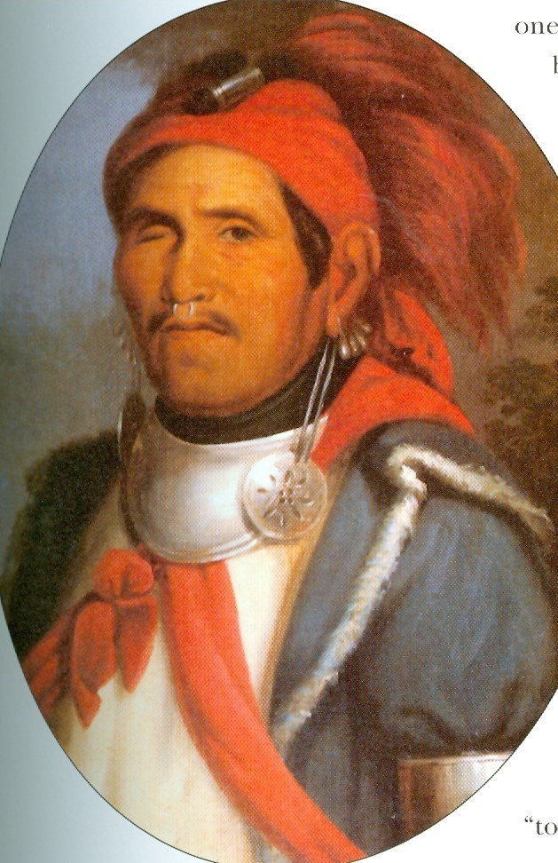 early canada historical narratives tecumseh