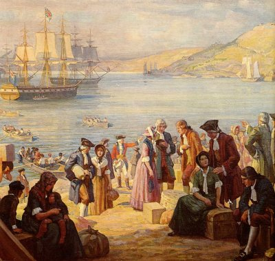 Early Canada Historical Narratives Two Nations