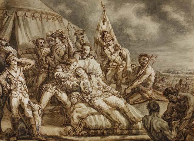 Death of Montcalm